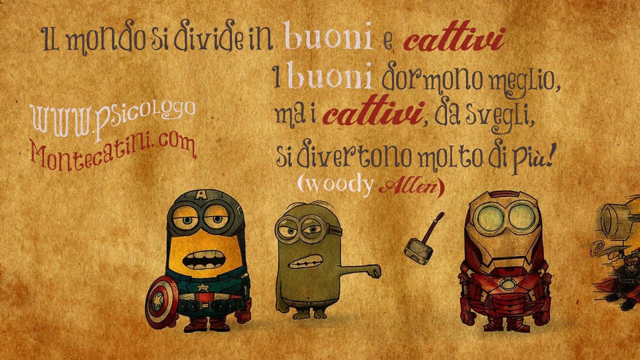 Pillola #33 Woody Allen Cattivi AAA Dr. Davide Lo Presti PsicologoMontecatini.com