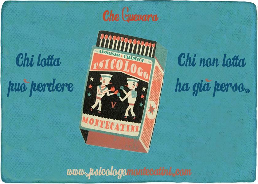 Pillola #40 Che Guevara A Dr. Davide Lo Presti PsicologoMontecatini.com