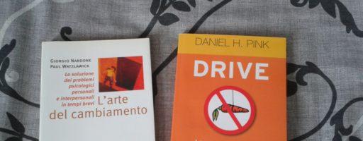 L'arte del cambiamento e Drive