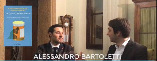 LA PAURA DELLE MALATTIE. Con Alessandro Bartoletti