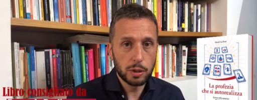 """BERNARDO PAOLI sul libro """"LA PROFEZIA CHE SI AUTOREALIZZA"""""""