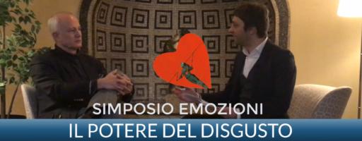 IL POTERE DEL DISGUSTO. Intervista a Stefano Pallanti | Simposio Emozioni