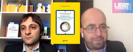 CONSULENZA PSICOLOGICA ONLINE ai tempi del CORONAVIRUS | L'autore presenta il libro LIVE