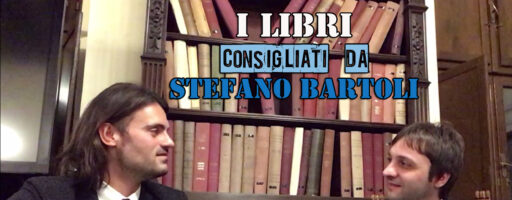 I LIBRI CONSIGLIATI DA STEFANO BARTOLI – CoffeeBook: Parliamo di Libri