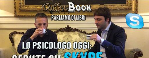 SEDUTE SU SKYPE | CoffeeBook: Parliamo di Libri con Bernardo Paoli